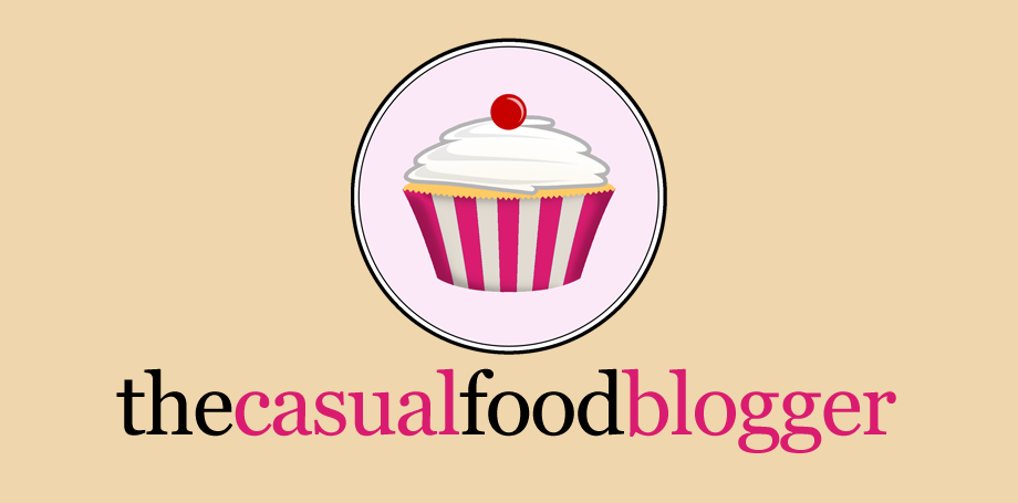 The Casual Food Blogger