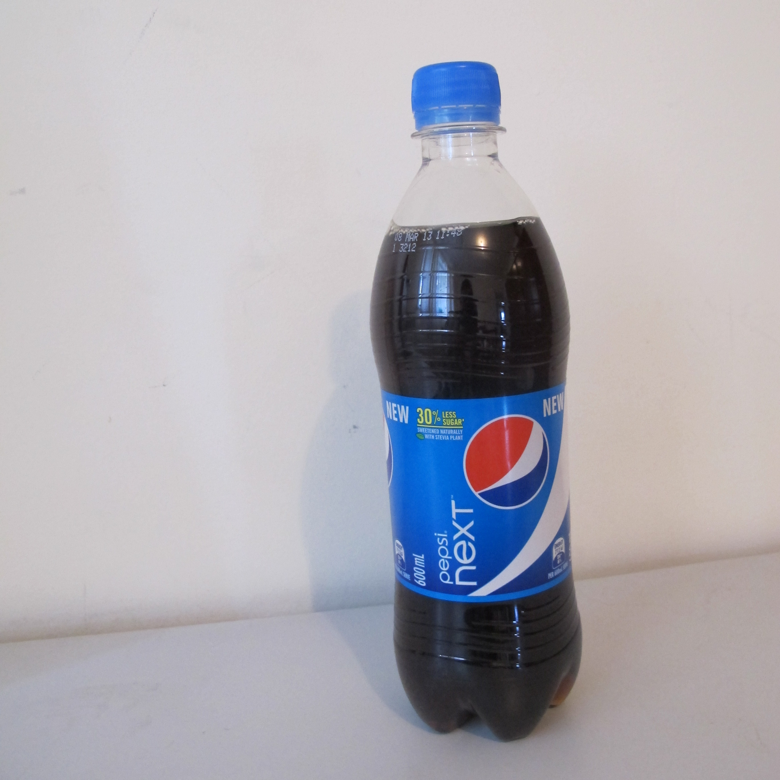 pepsi next Pepsi next is a combination of high fructose corn syrup and three separate artificial sweeteners - yet to be revealed unhealthy diet soda for those who loathe water.