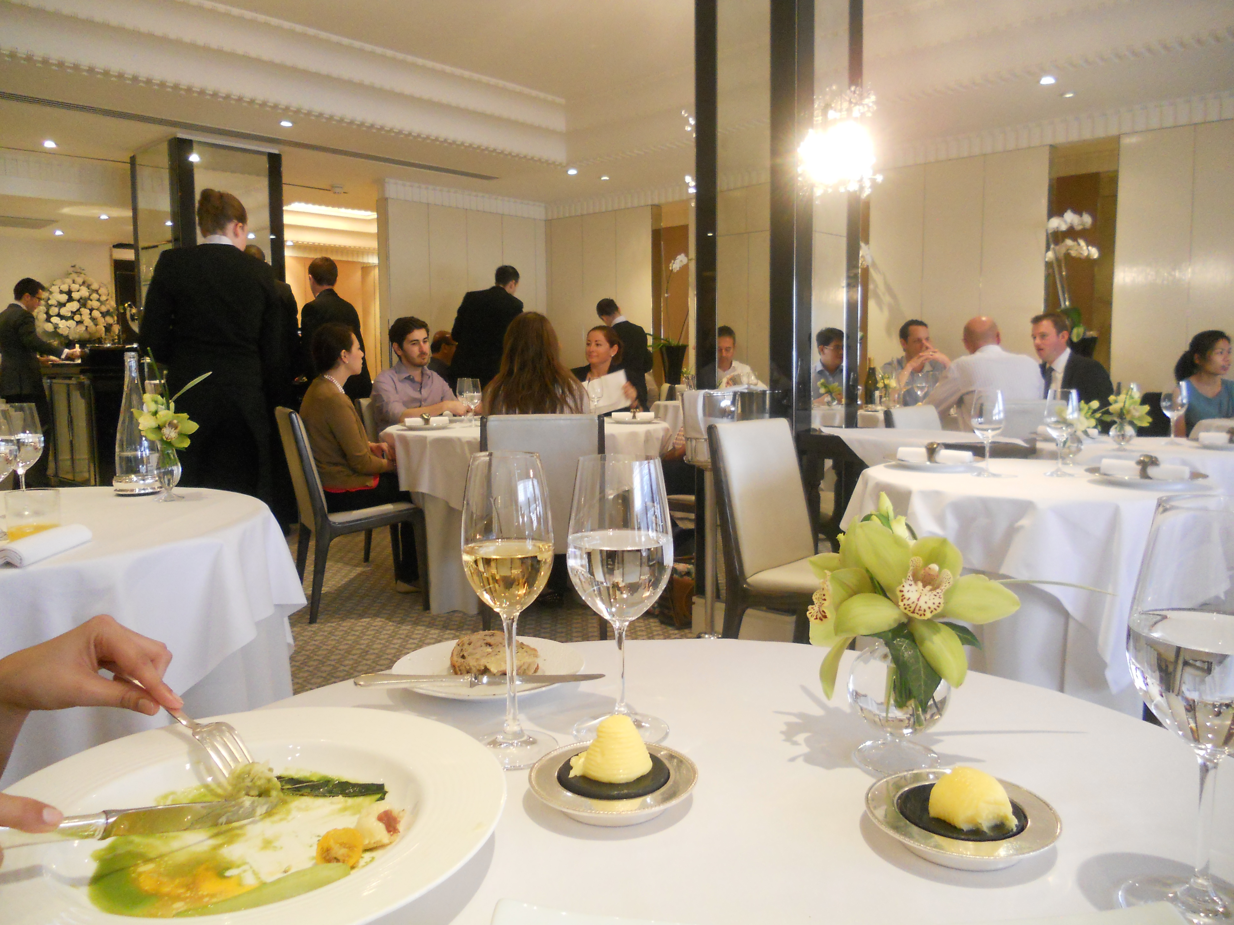 Guest Blog Restaurant Gordon Ramsay London The Casual Food Blogger